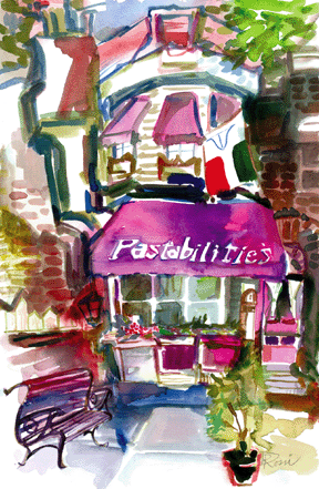 Pastabilities Painting